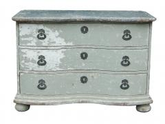 French Bow Front Dresser - 738850