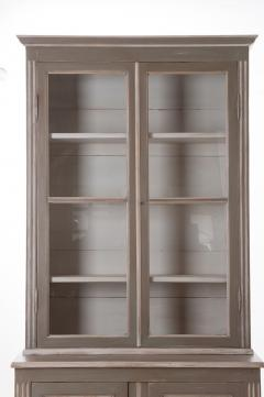 French Buffet Deux Corps Biblioth que In Stock - 1887482