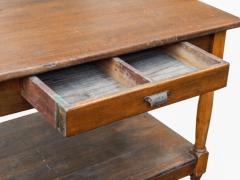 French Drapers Table - 1756352