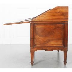 French Early 19th Century Transitional Secr taire Abattant - 1928069