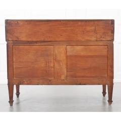 French Early 19th Century Transitional Secr taire Abattant - 1928085