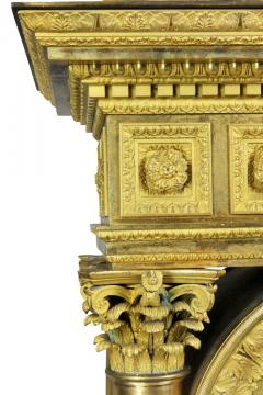 French Empire Bronze Mantle Clock - 1568120