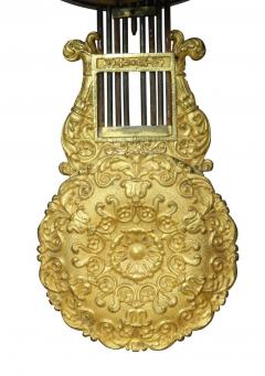 French Empire Bronze Mantle Clock - 1568121