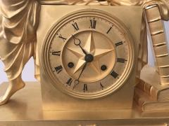 French Empire Clock - 1334303