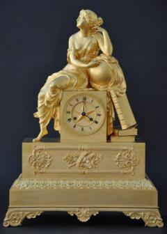 French Empire Clock - 1334306