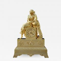 French Empire Clock - 1334880