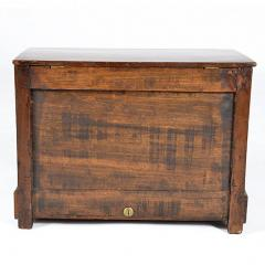 French Empire Miniature Chest Commode Document Box Salesman Sample - 163806
