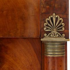French Empire chest of drawers with gilt bronze mounts - 1626964
