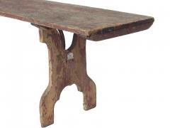 French Folding Bench - 799613