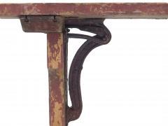 French Folding Bench - 799614