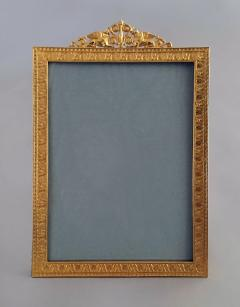 French Gilded Bronze Photo Frame - 870697
