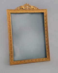French Gilded Bronze Photo Frame - 870698
