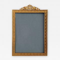 French Gilded Bronze Photo Frame - 879005