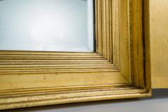 French Gilt Mirror with Doors - 1650120