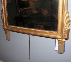French Giltwood Louis XVI Style Mirror - 838482