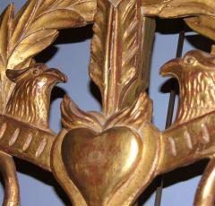 French Giltwood Louis XVI Style Mirror - 838484