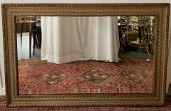 French Handcarved Giltwood Framed Mirror with Bevelled Glass - 1592685