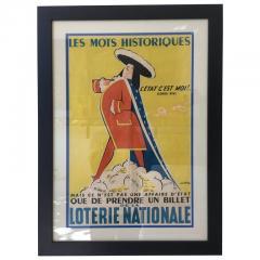 French Louis XIV Poster - 794135