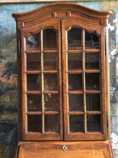 French Louis XV Secretaire Bookcase 1760 - 1039531