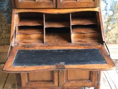 French Louis XV Secretaire Bookcase 1760 - 1039534