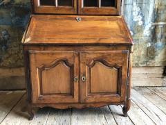 French Louis XV Secretaire Bookcase 1760 - 1039535