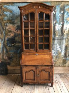 French Louis XV Secretaire Bookcase 1760 - 1039539