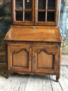 French Louis XV Secretaire Bookcase 1760 - 1039540