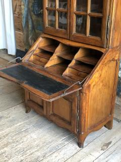 French Louis XV Secretaire Bookcase 1760 - 1039541