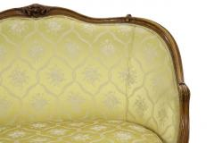 French Louis XV Style Canap Sofa 19th Century - 710791