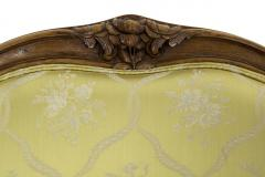 French Louis XV Style Canap Sofa 19th Century - 710792