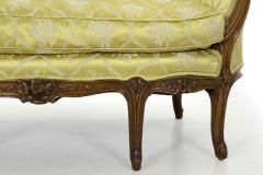 French Louis XV Style Canap Sofa 19th Century - 710793