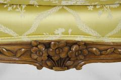 French Louis XV Style Canap Sofa 19th Century - 710797