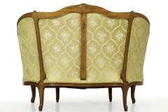 French Louis XV Style Canap Sofa 19th Century - 710799