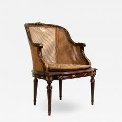 French Louis XVI Berga Chair - 1407855