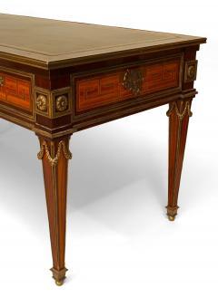 French Louis XVI Mahogany Table - 1429167