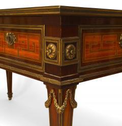 French Louis XVI Mahogany Table - 1429168
