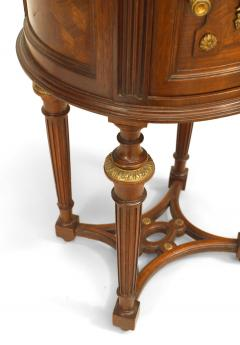 French Louis XVI Style Bedside Commode - 741281