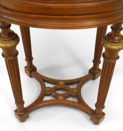 French Louis XVI Style Bedside Commode - 741282
