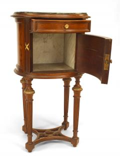 French Louis XVI Style Bedside Commode - 741289