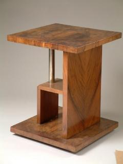 French Modernist Side Table - 1600747