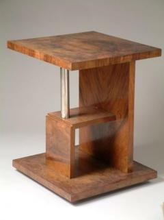 French Modernist Side Table - 1600748