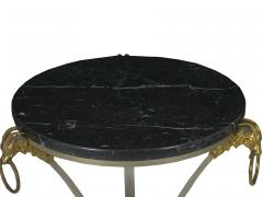 French Neoclassical Accent Table in Maison Jansen Style - 1047075