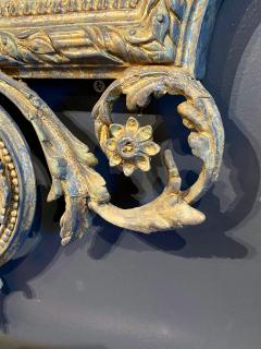 French Neoclassical Gilt wood Mirror 19th Century - 1916579