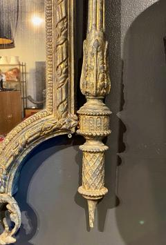 French Neoclassical Gilt wood Mirror 19th Century - 1916582