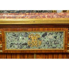 French Ormolu Mounted Kingwood and Vernis Martin Side Cabinets - 1991121