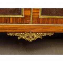 French Ormolu Mounted Kingwood and Vernis Martin Side Cabinets - 1991123