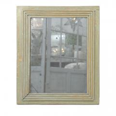 French Painted Mirror - 1416423