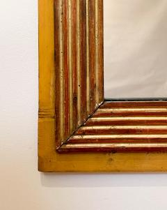 French Painted and Gilt Mirror - 1690823