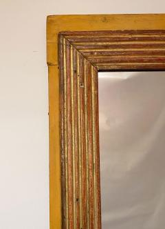 French Painted and Gilt Mirror - 1690831