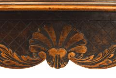 French Provincial Floral Carved End Table - 1437524